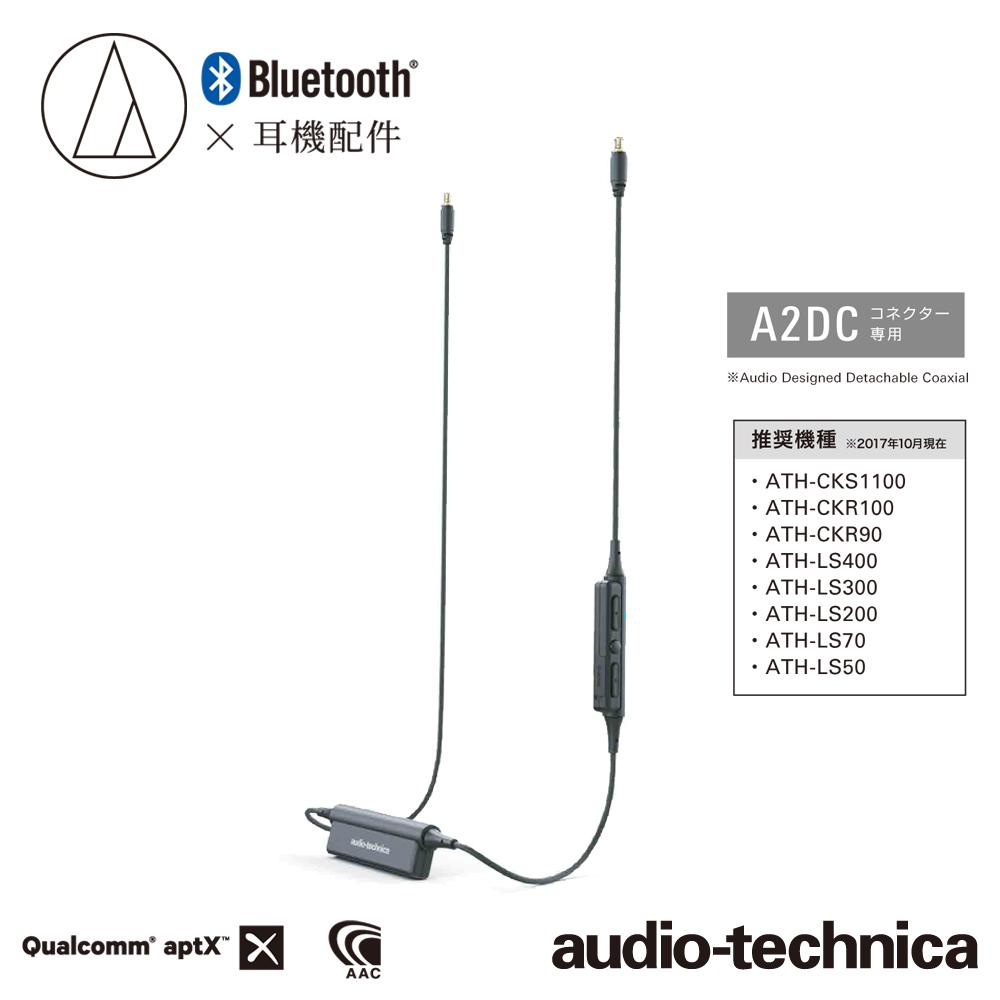鐵三角 AT-WLA1 耳機無線轉接器