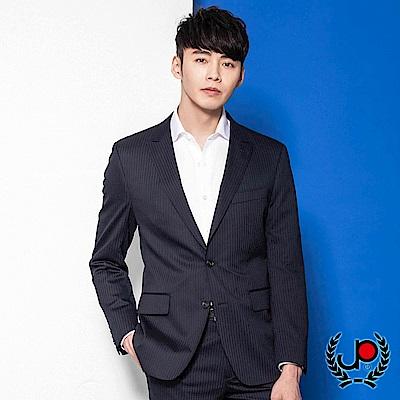 極品西服獨家製版小劍領西裝外套_丈青(AS807-3G)