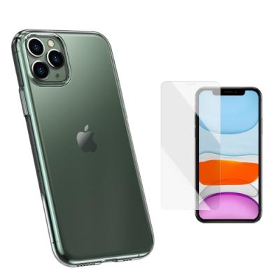 [買手機殼送保護貼] iPhone 11 Pro 手機透明軟殼 手機殼 (iPhone11Pro手機殼 iPhone11Pro保護殼 )