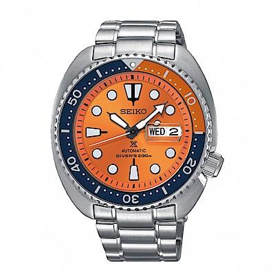 SEIKO PROSPEX愛海洋小丑魚潛水附矽膠錶帶4R36-06T0O SPRC95J1