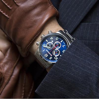 WENGER Attitude 頂尖對決 計時腕錶(01.1543.101)44mm