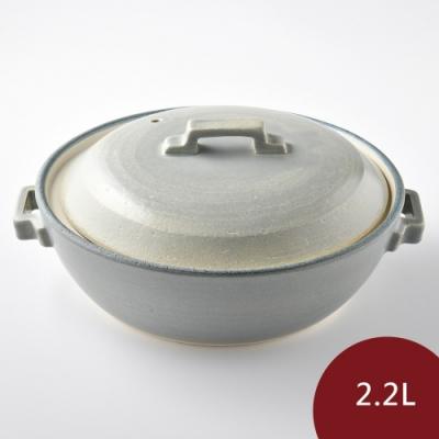 Tojiki Tonya萬古Tstyle IH土鍋2.2L-牛奶抹茶綠