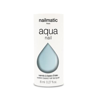 法國 Nailmatic 水系列經典指甲油 - Aoko 天空藍 - 8ml