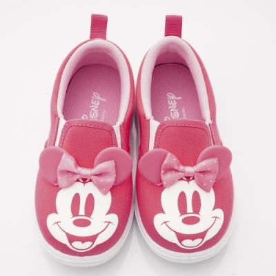 迪士尼童鞋 米妮休閒鞋款 ON119834桃(中小童段)