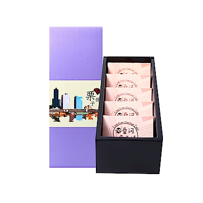 Mary's Food 愛河栗子燒禮盒(5粒)