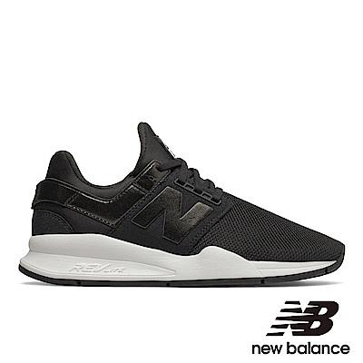 New Balance 復古鞋WS247UC女 黑