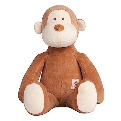 miYim有機棉安撫娃娃32cm-布布小猴