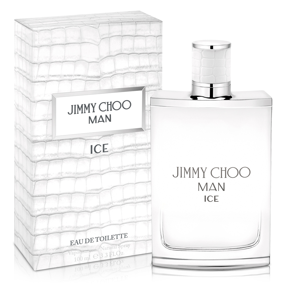 JIMMY CHOO 冷冽男性淡香水100ml