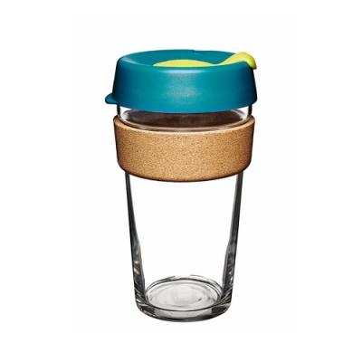 澳洲KeepCup隨身杯 軟木系列454ml/L-沉靜(快)