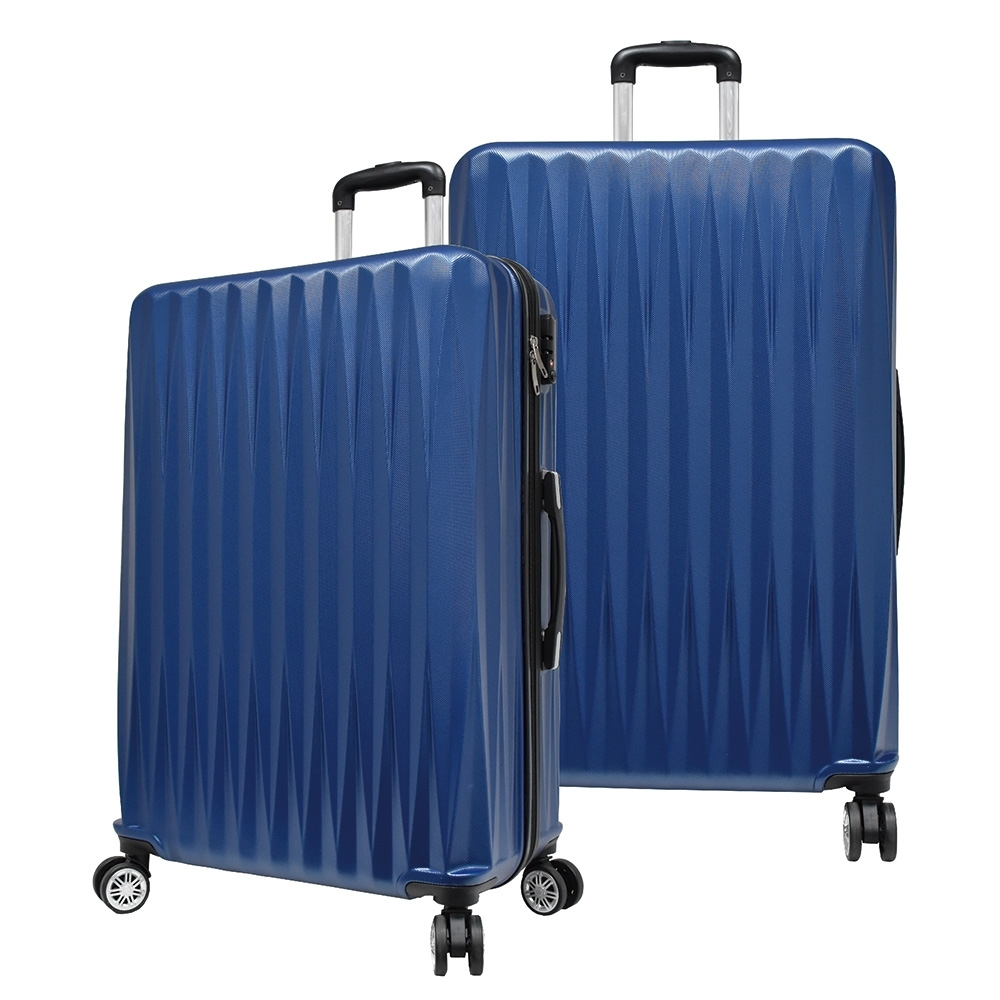 RAIN DEER 馬蒂司20吋ABS拉鍊行李箱/旅行箱-藍色