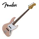 Fender MIJ Trad. 60s Jazz Bass RW FPK 電貝斯 粉紅款