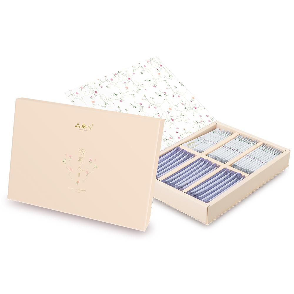 品御方 珍美人禮盒60入(玫瑰珍珠粉+玫瑰膠原蛋白)
