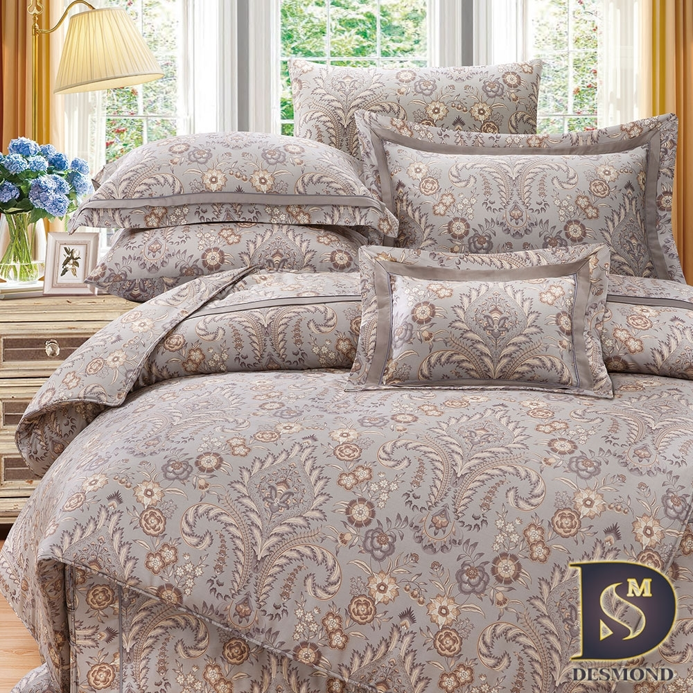 岱思夢   加大 60支天絲兩用被床包組  布列斯