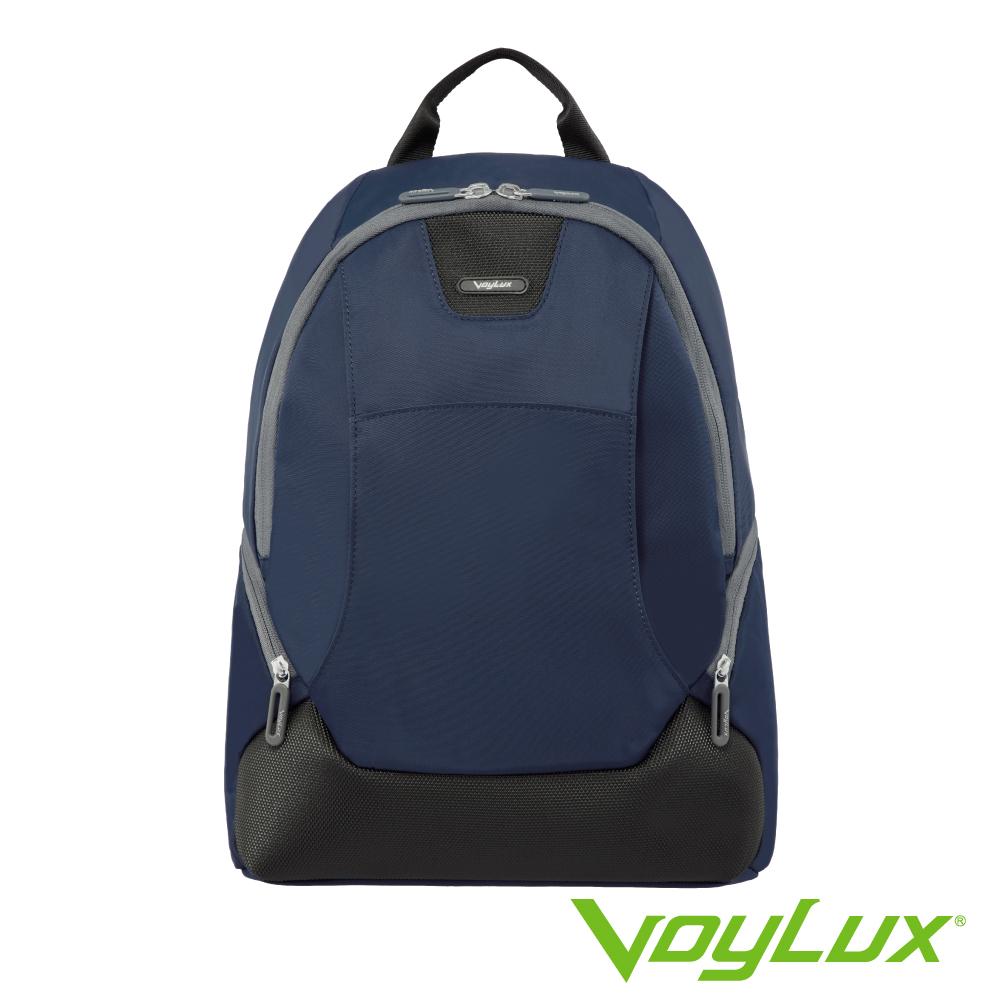 VoyLux伯勒仕-都會休旅流線後背包藍色-3781019