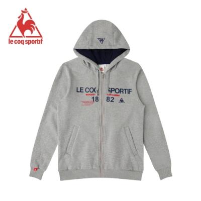 法國公雞牌外套 LOI6360195-中性-麻灰