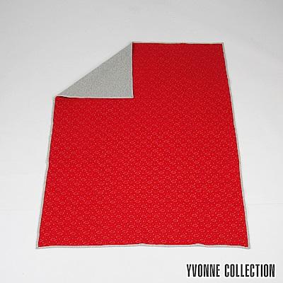 Yvonne Collection 豬豬加大四季萬用毯- 紅 @ Y!購物