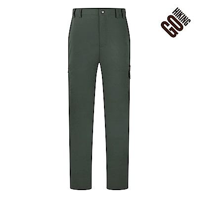 【GOHIKING】女彈性日本紗supplex長褲