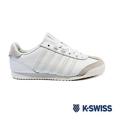K-SWISS Hoke Eva休閒運動鞋-男-白/灰