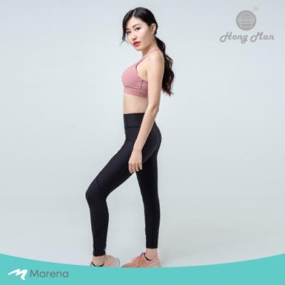 【Marena】日常塑身運動系列 中腰九分女性運動塑身褲