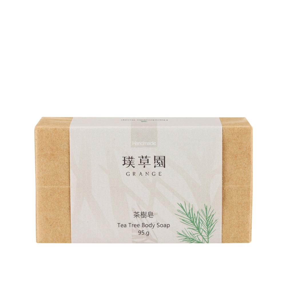 picky digger Tea Tree Body Soap 茶樹手工潔膚皂/冷製皂