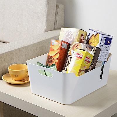 創意達人中型凱莉整理多用途收納盒6入