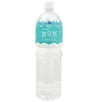 生活 加分水Dewy+運動補給飲料(1500mlx12入)