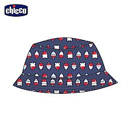 chicco-海洋度假--男童雙面帽
