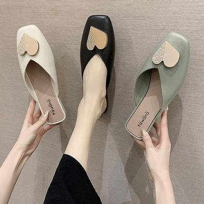 KEITH-WILL時尚鞋館-獨賣好感輕著懶人鞋(涼鞋/涼跟鞋/懶人鞋/穆勒鞋)(共3色)
