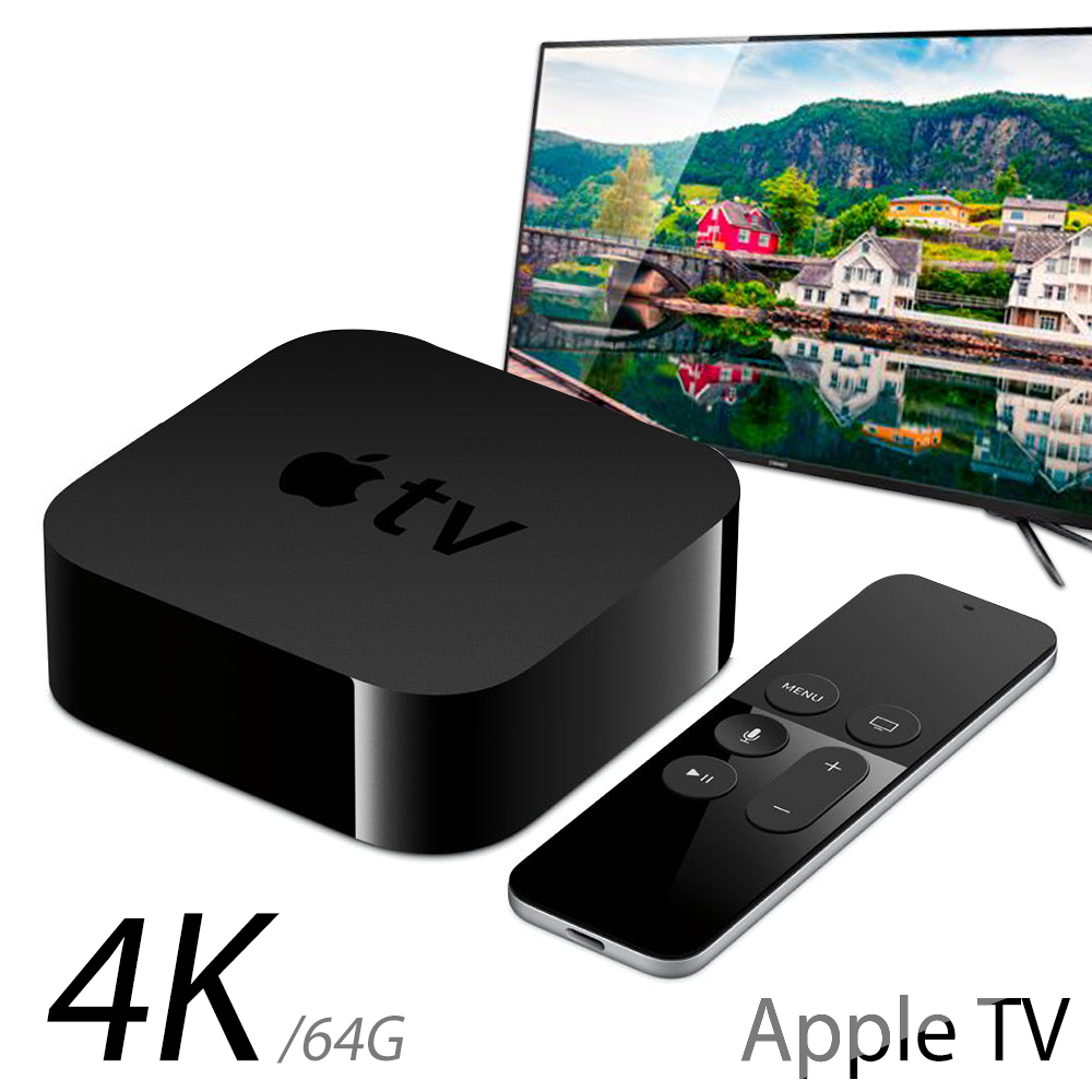 Apple TV 4K 64G(MP7P2TA/A) product image 1