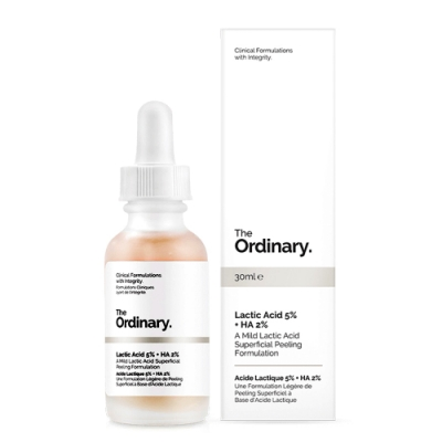 The Ordinary 溫和去角質乳酸5% Lactic Acid 5% + HA 2% 30ml