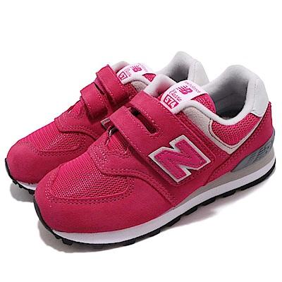 New Balance 慢跑鞋 YV574EPJW 童鞋