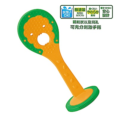 日本People-新寶寶的飯匙咬舔玩具