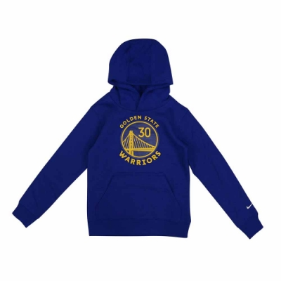 NIKE 青少年 連帽T恤 勇士隊 Stephen Curry