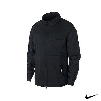 Nike Shield Jacket 男高爾夫防風外套 黑 AJ5445-010