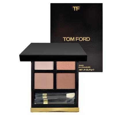 Tom Ford 高級訂製四格眼盤 #31 Sous Le Sable 玫瑰可可 (初戀盤) 9g Eyeshadow Quad