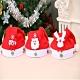 Baby童衣 兒童聖誕帽 毛絨絨的聖誕帽 可愛造型聖誕帽 88248 product thumbnail 1