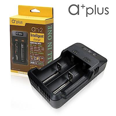 a+plus 微電腦全智能電池充電器 A+i2