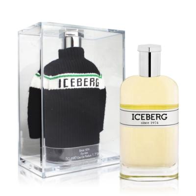 ICEBERG 冰山 1974 For Him 他的時尚伴侶男性淡香精50ml (原廠公司貨)
