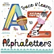 Trace And Learn Alphaletters 認識英文字母硬頁學習書 product thumbnail 1