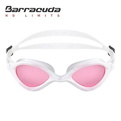 巴洛酷達 成人舒適型抗UV防霧泳鏡  Barracuda BLISS #73320
