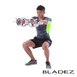 【BLADEZ】「臂熱」三代可調阻力加負重-10磅 健腹器