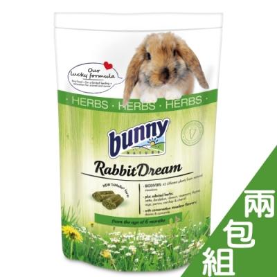 bunny德國邦尼 - 植萃精華夢想成兔-1.5KG裝-兩包組(兔飼料)