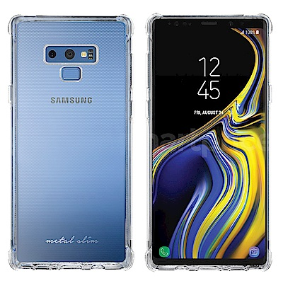 Metal-Slim SAMSUNG Galaxy Note 9 防摔抗震空壓手...