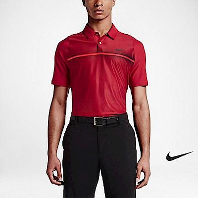 Nike Golf 男運動短袖POLO衫 紅 726210-687