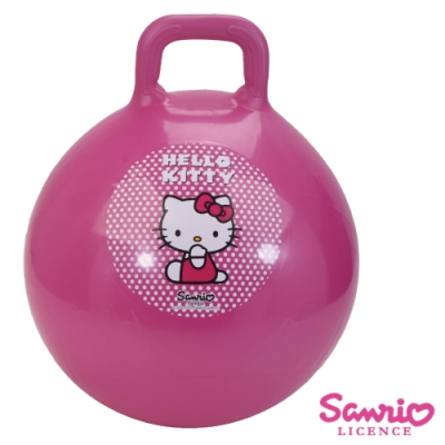 凡太奇 Hello Kitty  45cm手握跳跳球