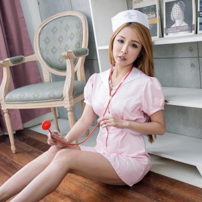 護士服 萬聖節角色扮演cosplay洋裝護士制服派對表演服 流行E線