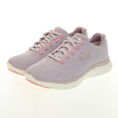 SKECHERS 女運動系列 FLEX APPEAL 4.0 防水鞋面 - 149298ROS