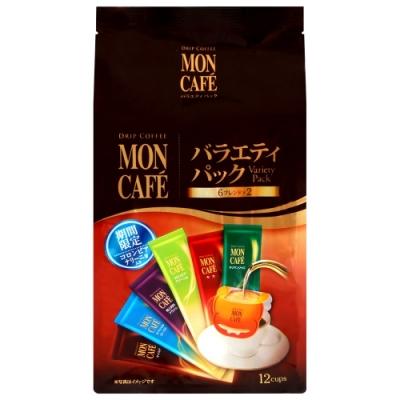 片岡物産 MON6種綜合咖啡(93g)
