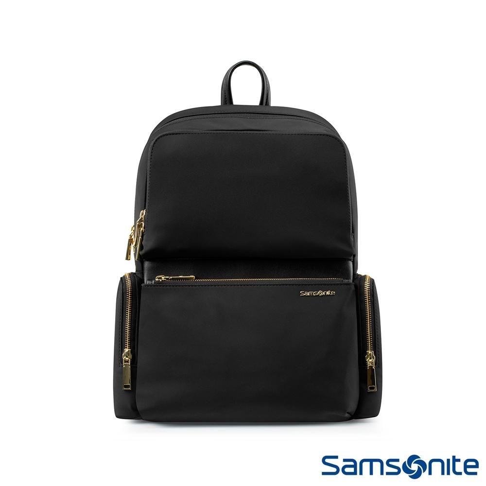 (6/1 10:00 ~6/21 10:00 送超贈點700) Samsonite新秀麗 ARA 女性都市簡約大容量筆電後背包