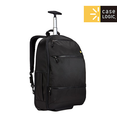 Case Logic-BRYKER 30L滾輪式後背包BRYBPR-116-黑
